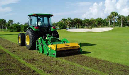 Equipment For Sports and Turf Industry