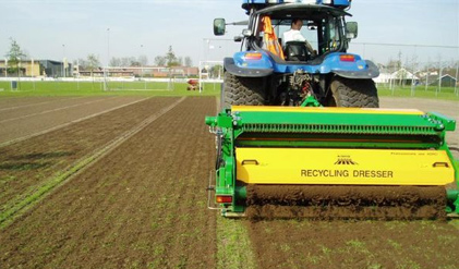 Maintenance of Grass Sports Fields
